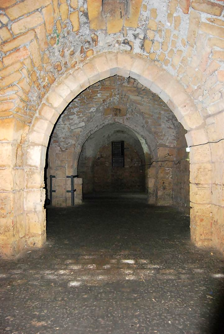 Acre: The Prisoners hall