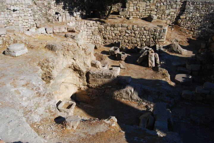 Bethesda: the baths