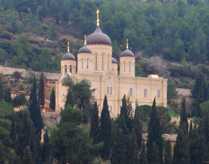 Ein Kerem, Russian church
