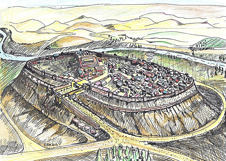 Lachish during the Judean Kingdom period