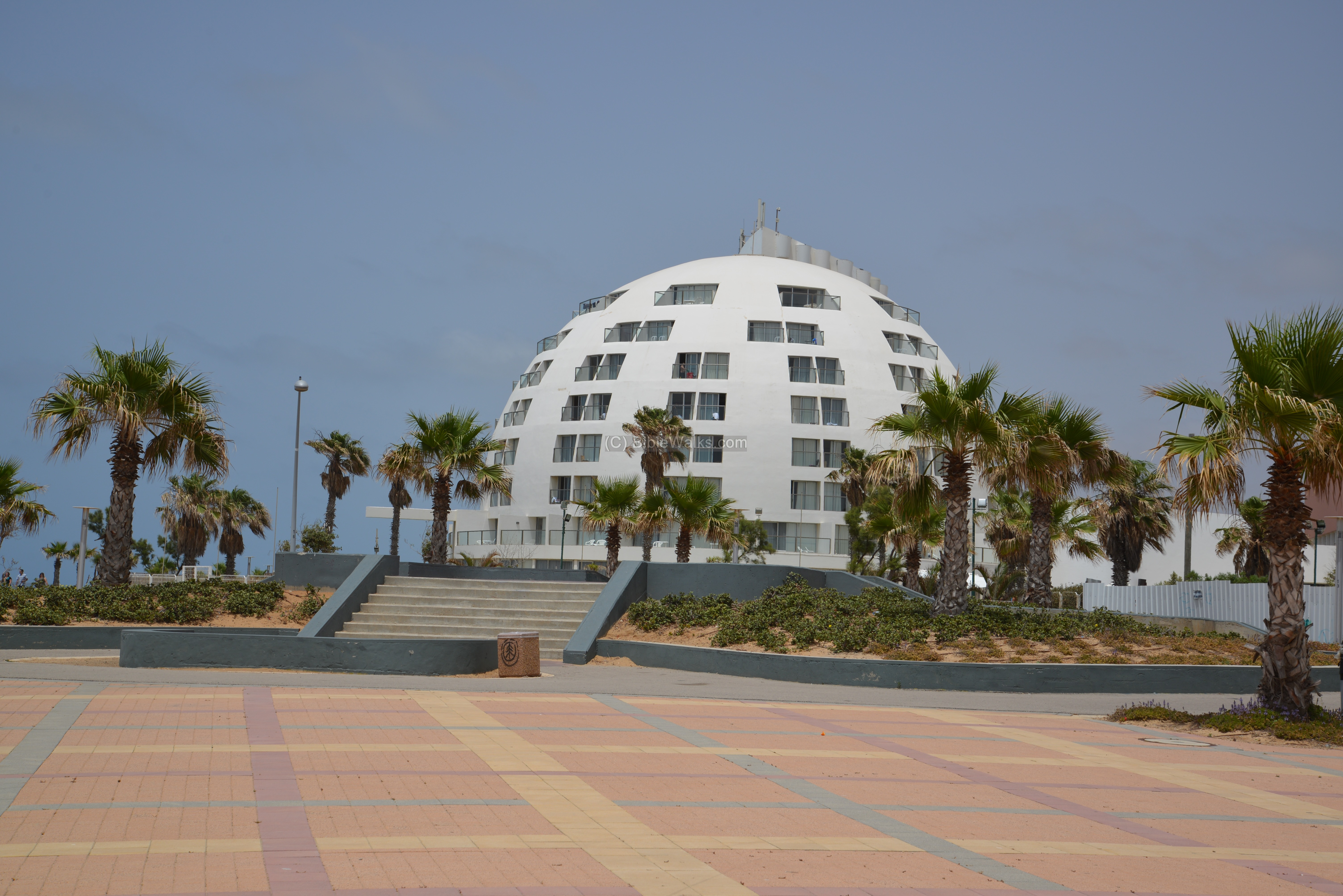 Sites of Ashkelon City