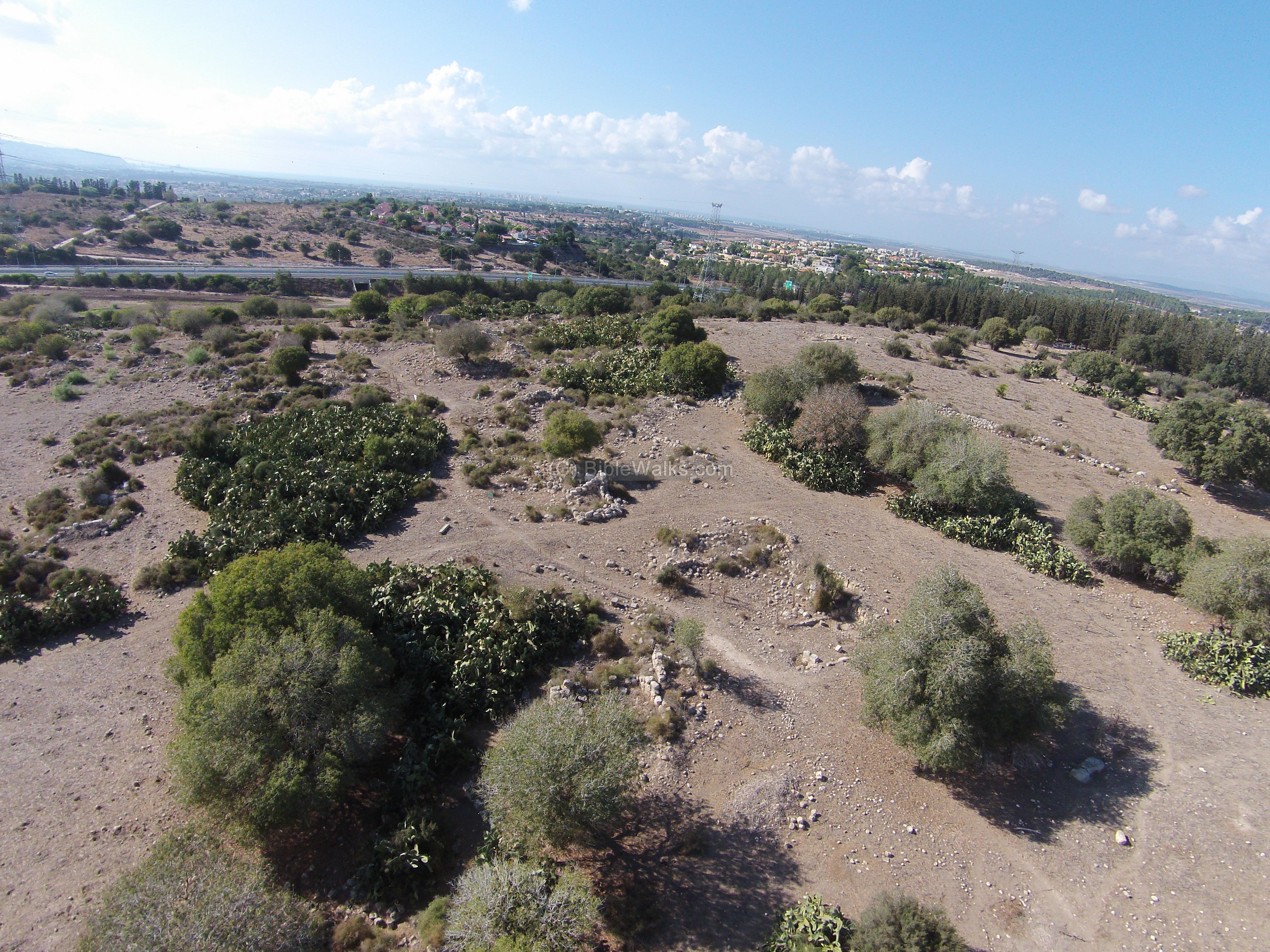 Usha - the place of the Sanhedrin
