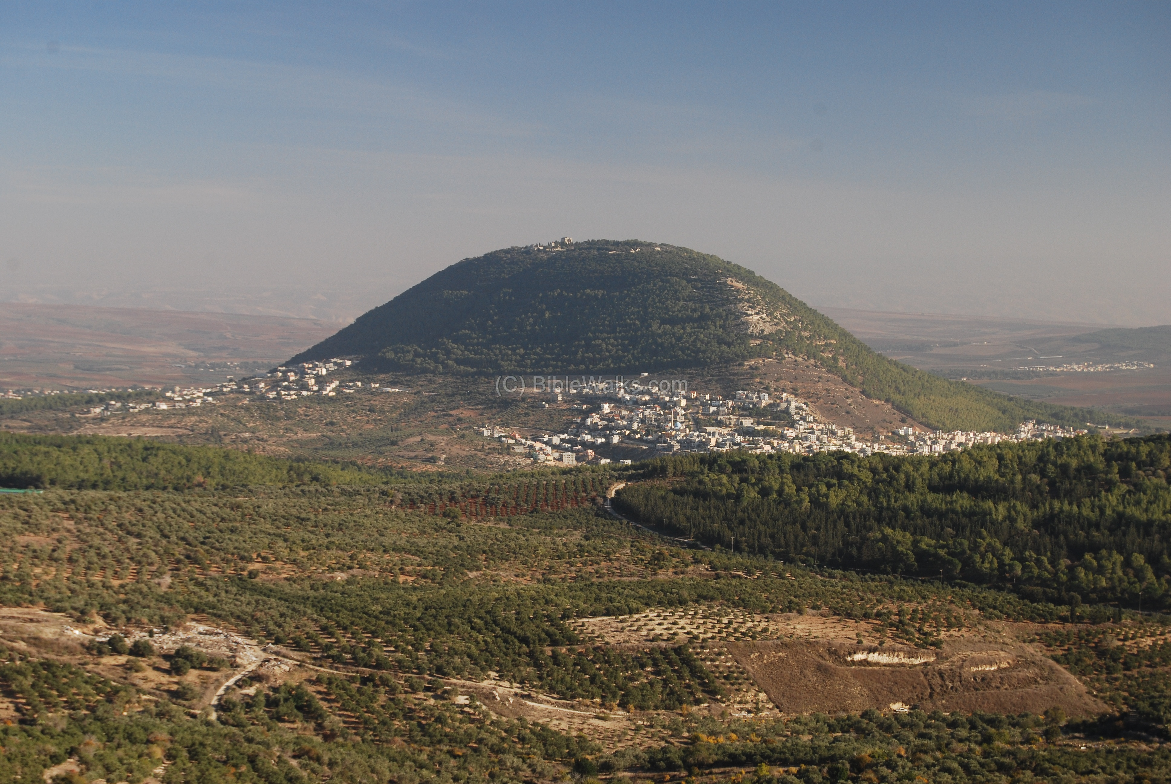 Holy Mount Tabor - Place of the Transfiguration 71