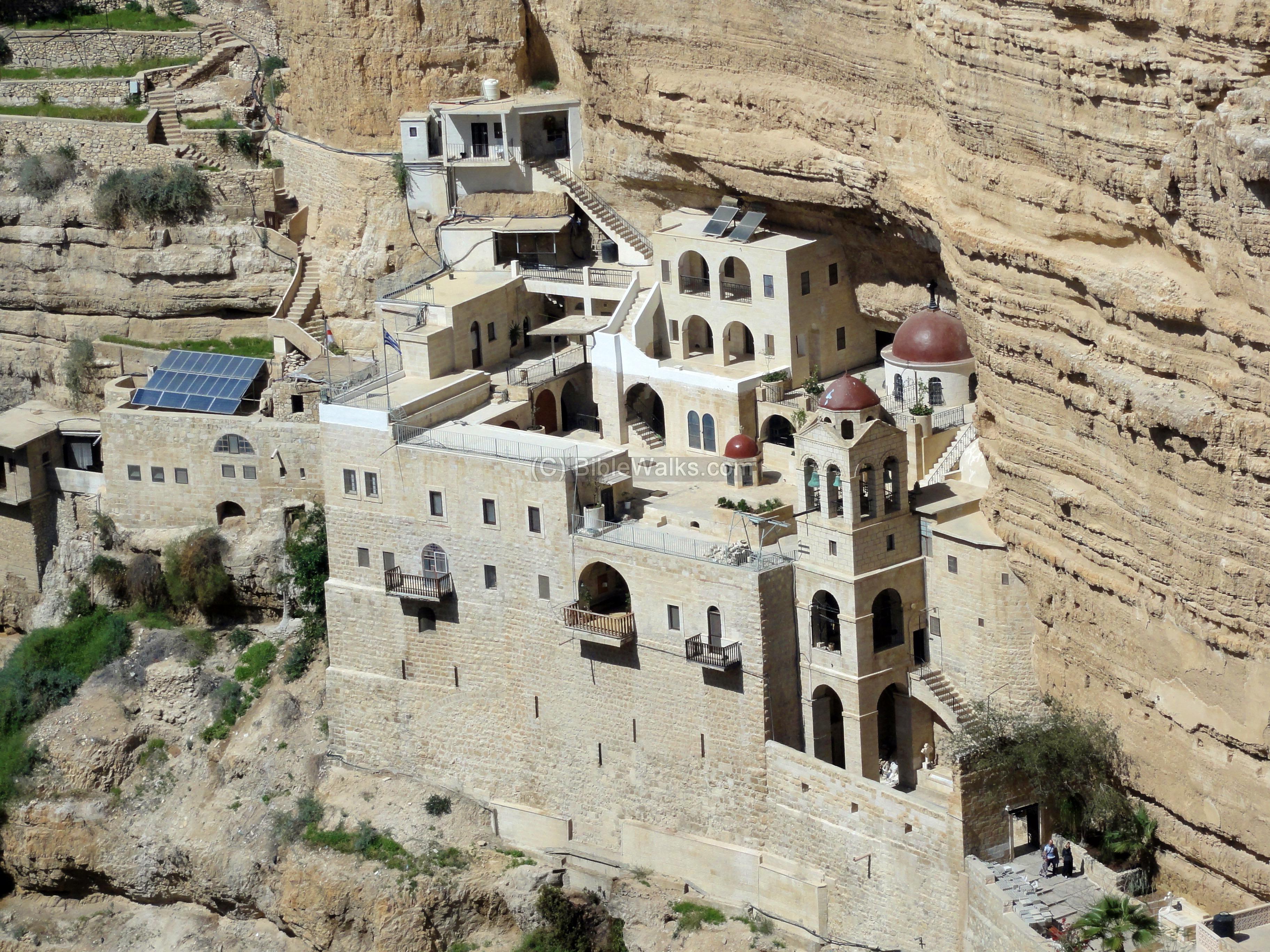Byzantine Monks of the Judean Desert