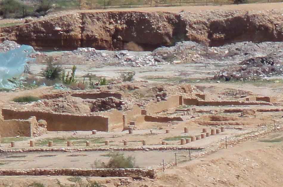 Hasmonean And Herodian Jericho