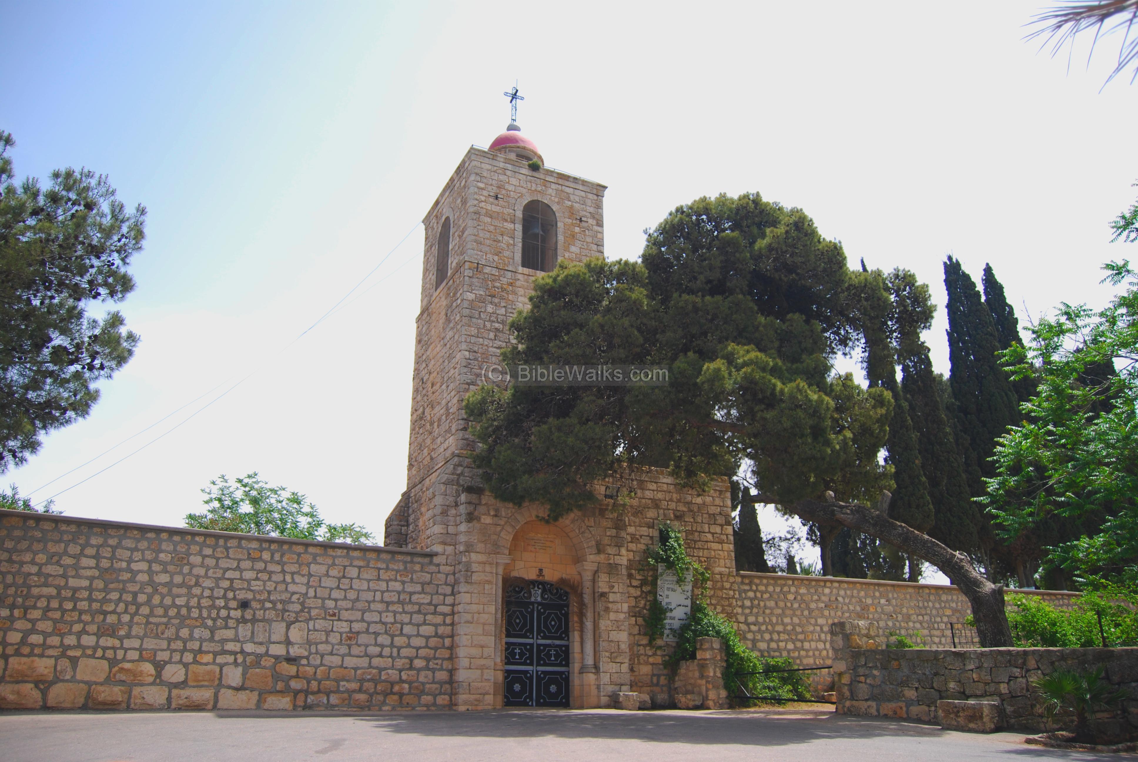 Mount Tabor Greek Orthodox Monastery