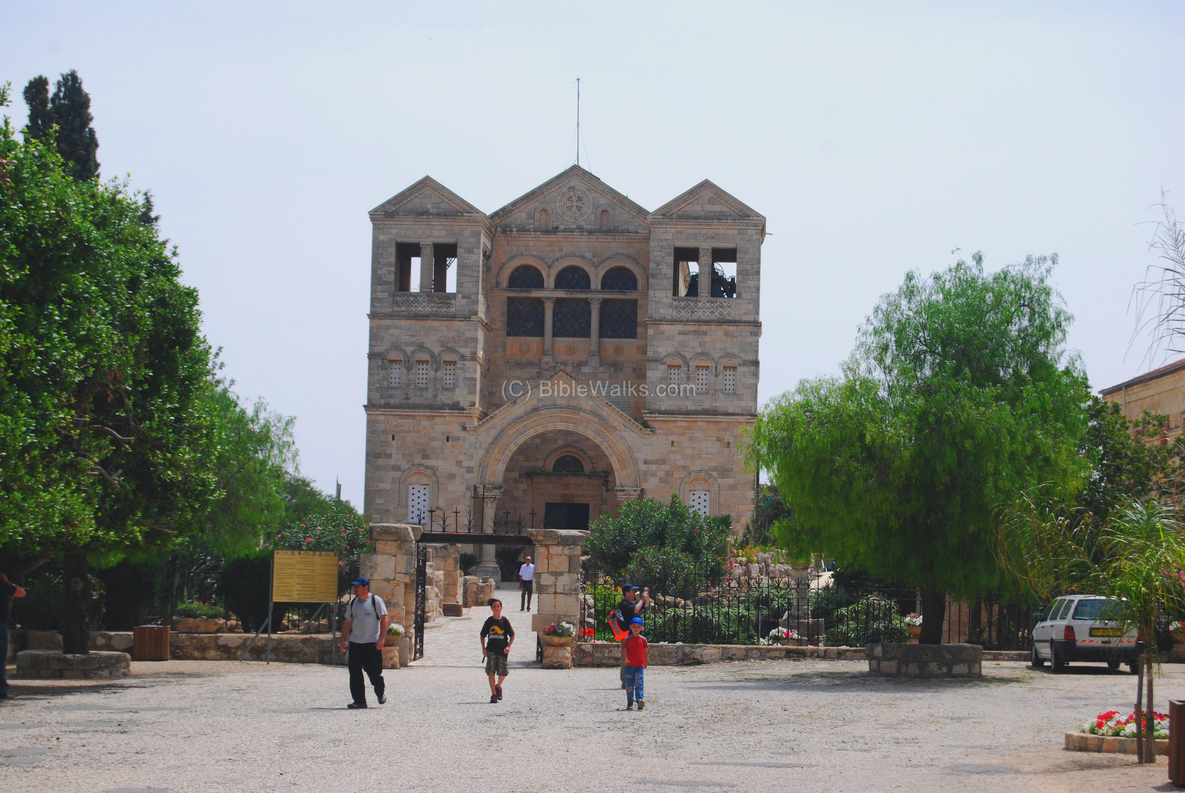 Holy Mount Tabor - Place of the Transfiguration 77