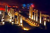 Beit Shean night show