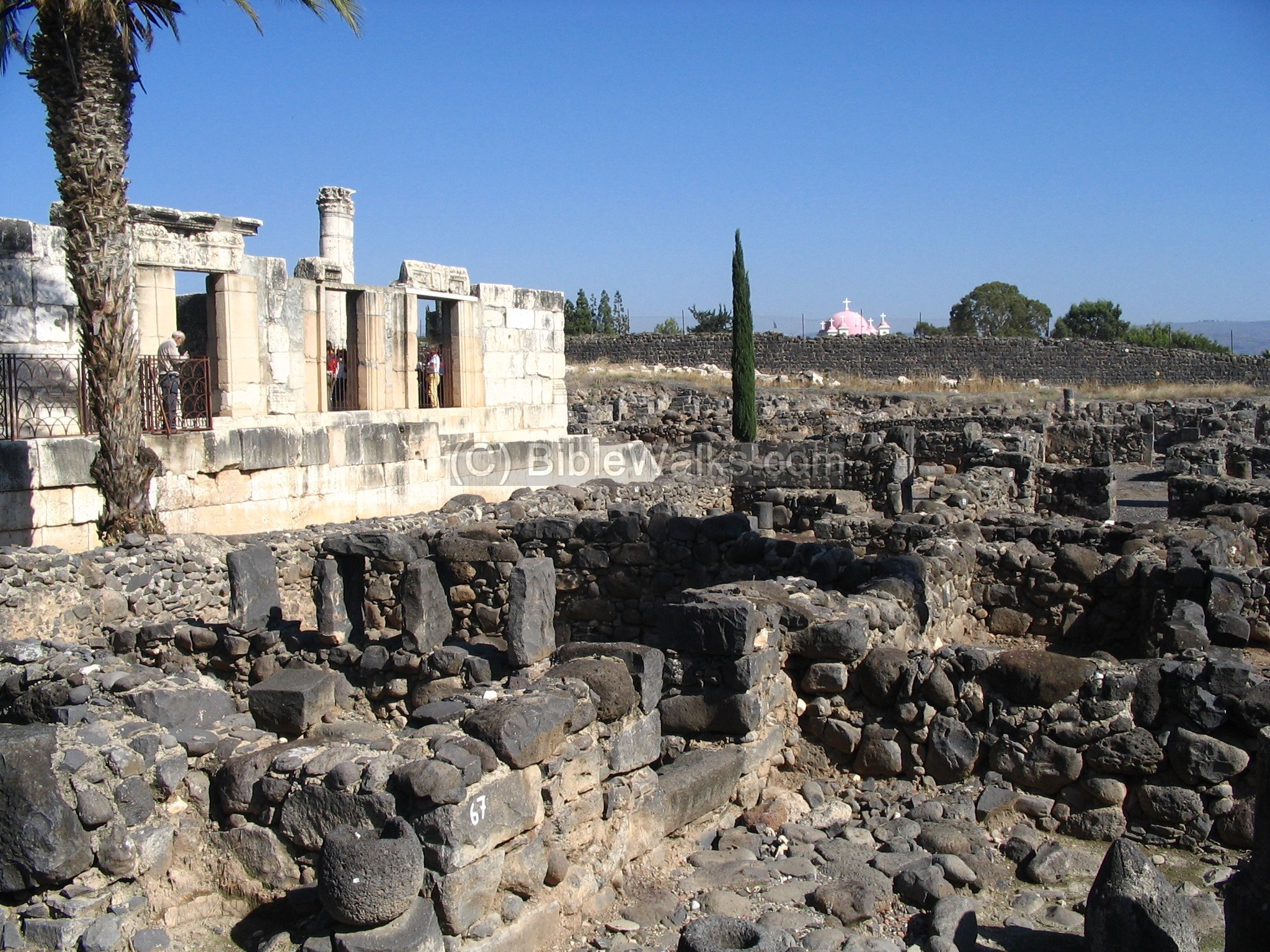 capernaum the town of jesus. Black Bedroom Furniture Sets. Home Design Ideas