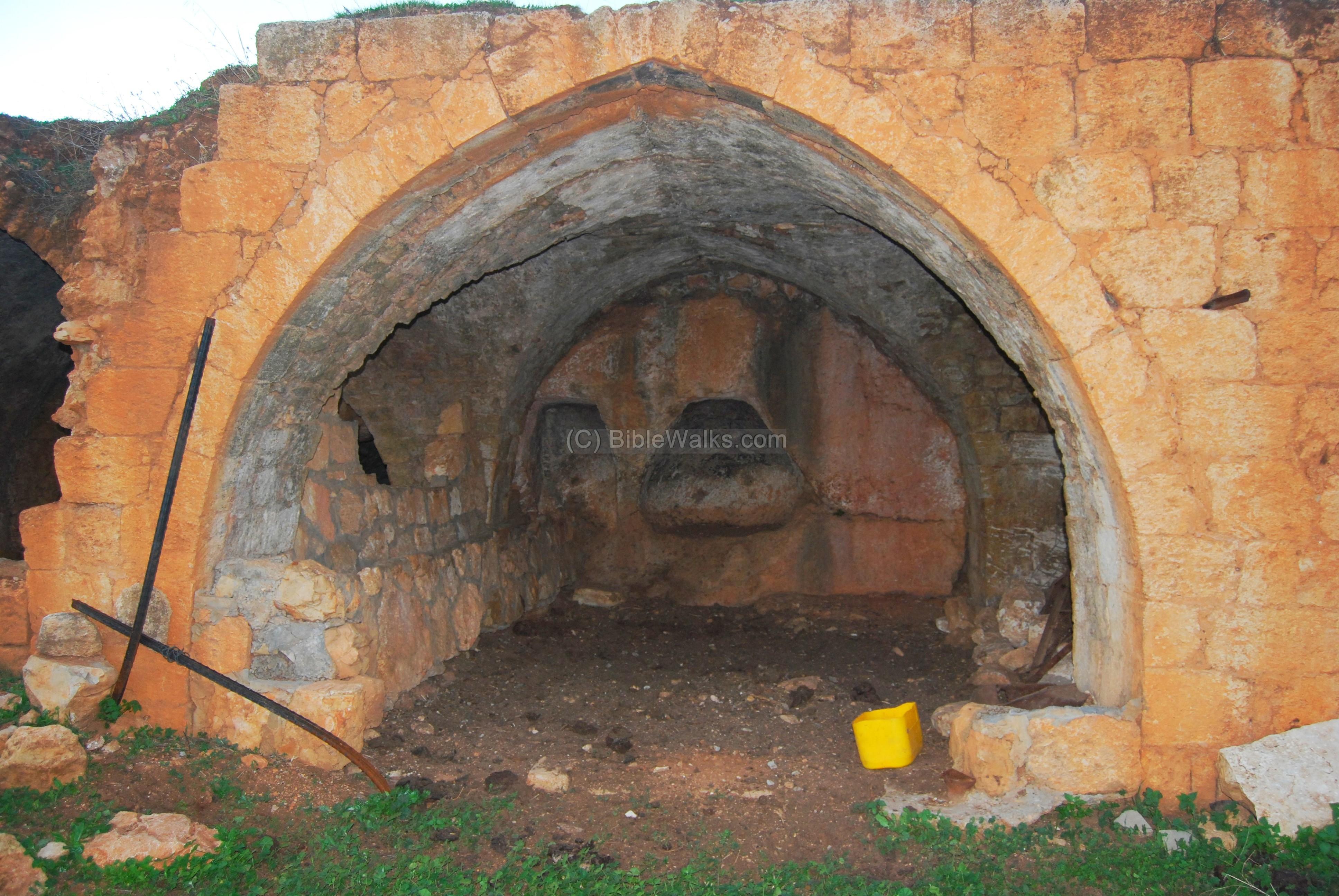 Beer Sheba Of The Galilee