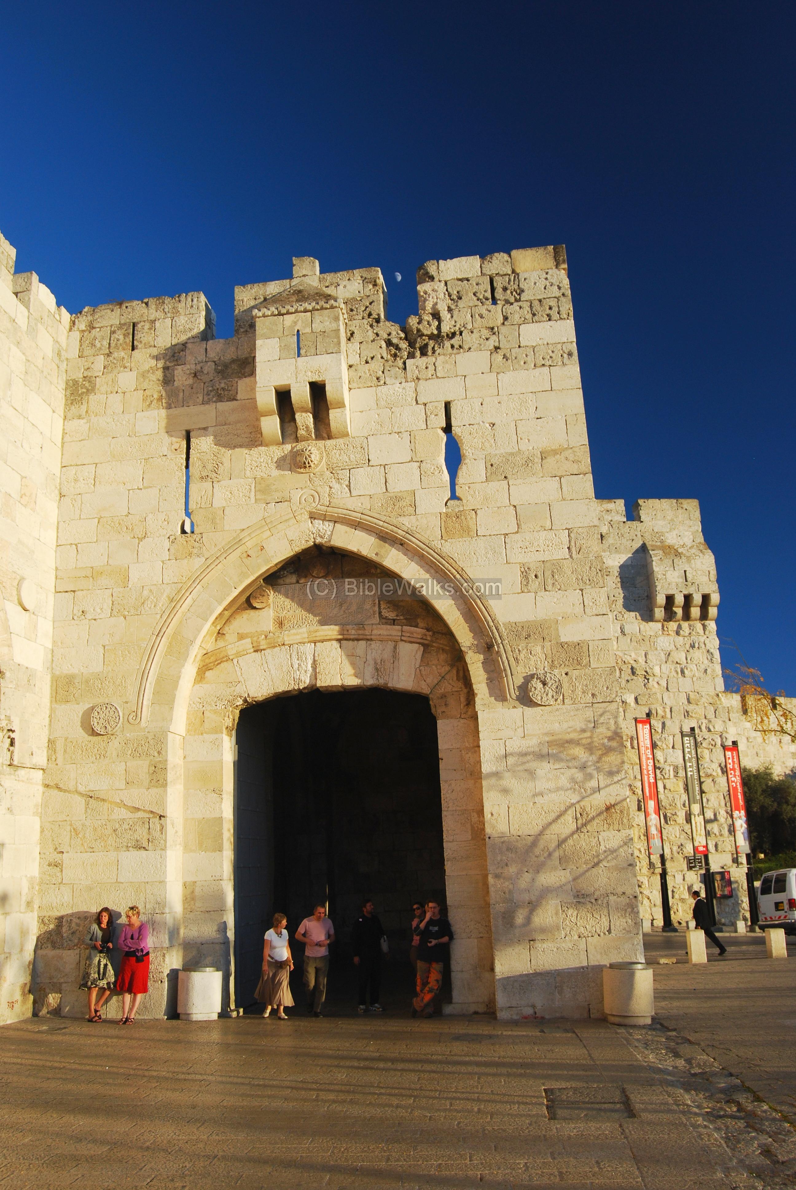 Jaffa Gate, Jerusalem