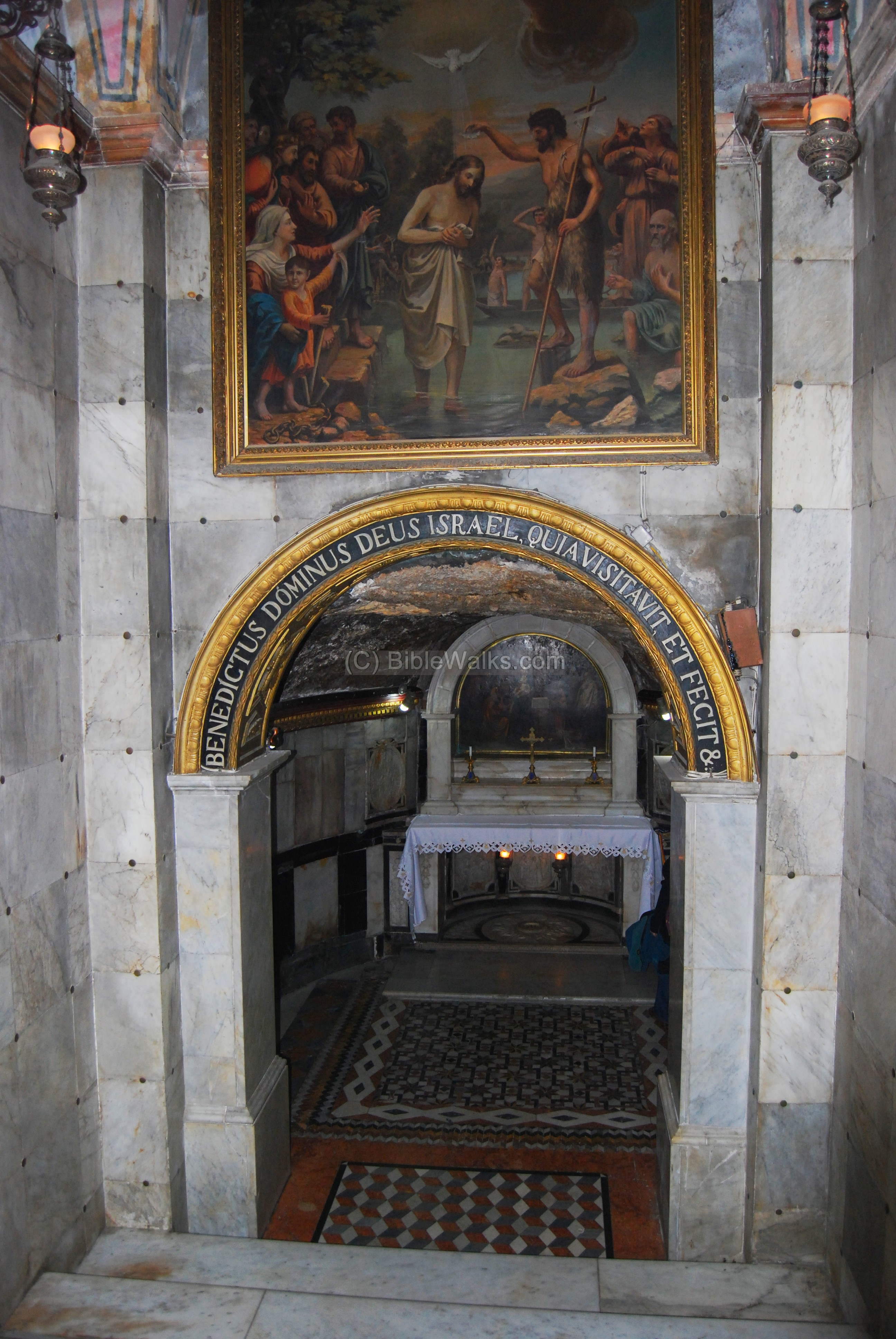 St John In Ein Kerem