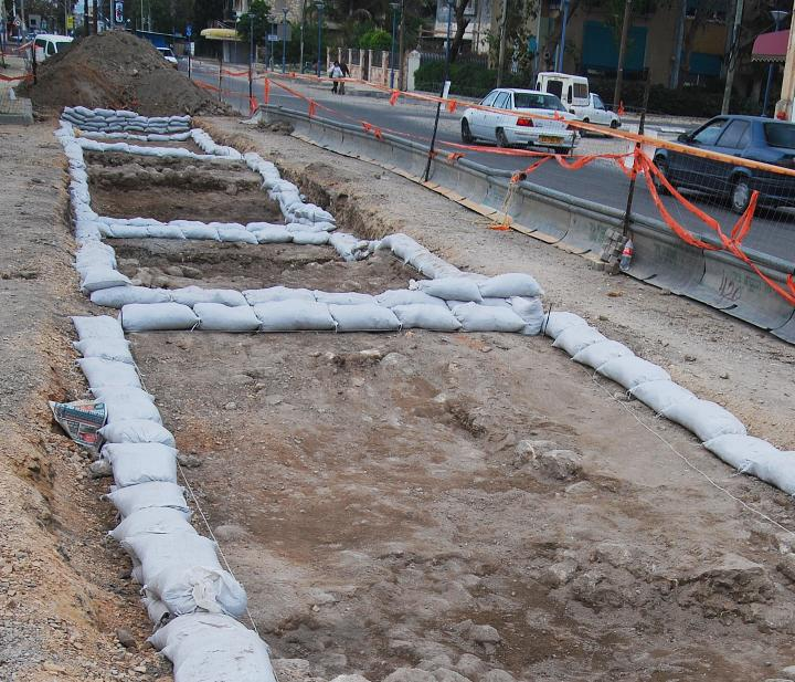 Acre: Excavations in Jehoshaphat street