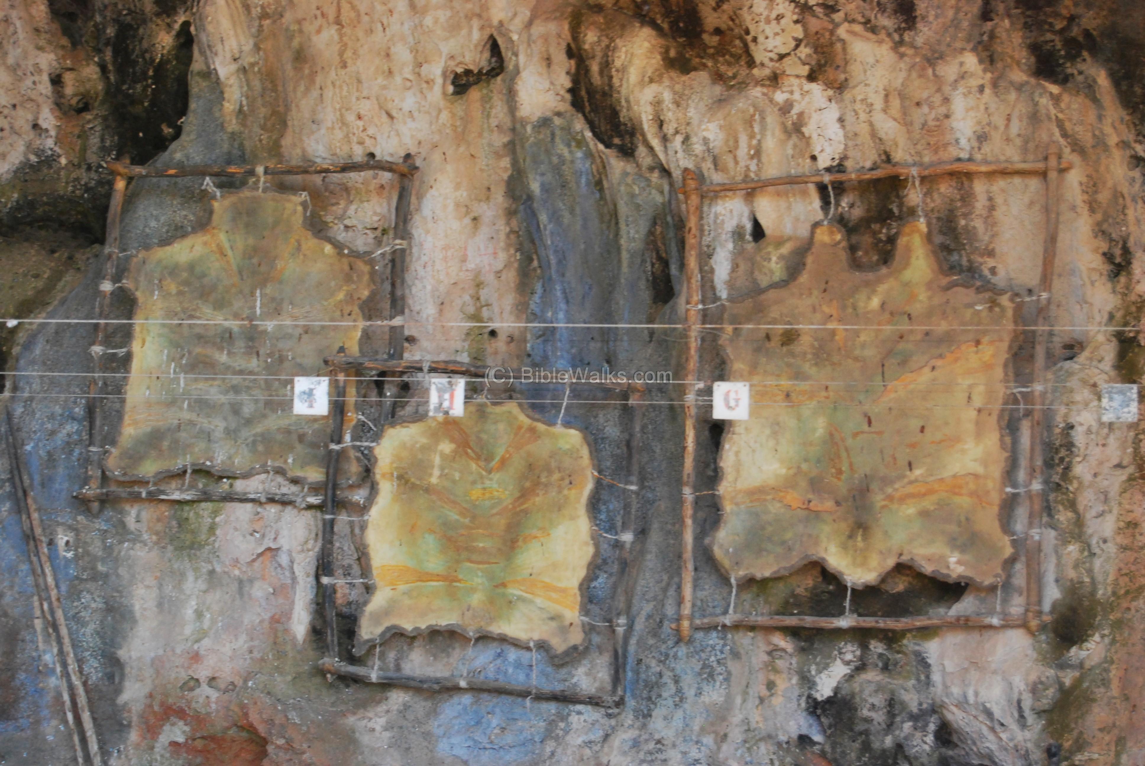 Carmel Caves Early Man Site