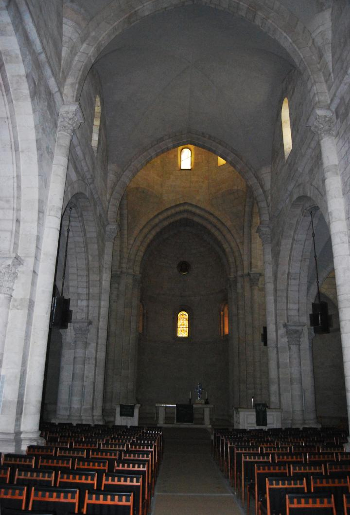 Church of the Redeemer - interior