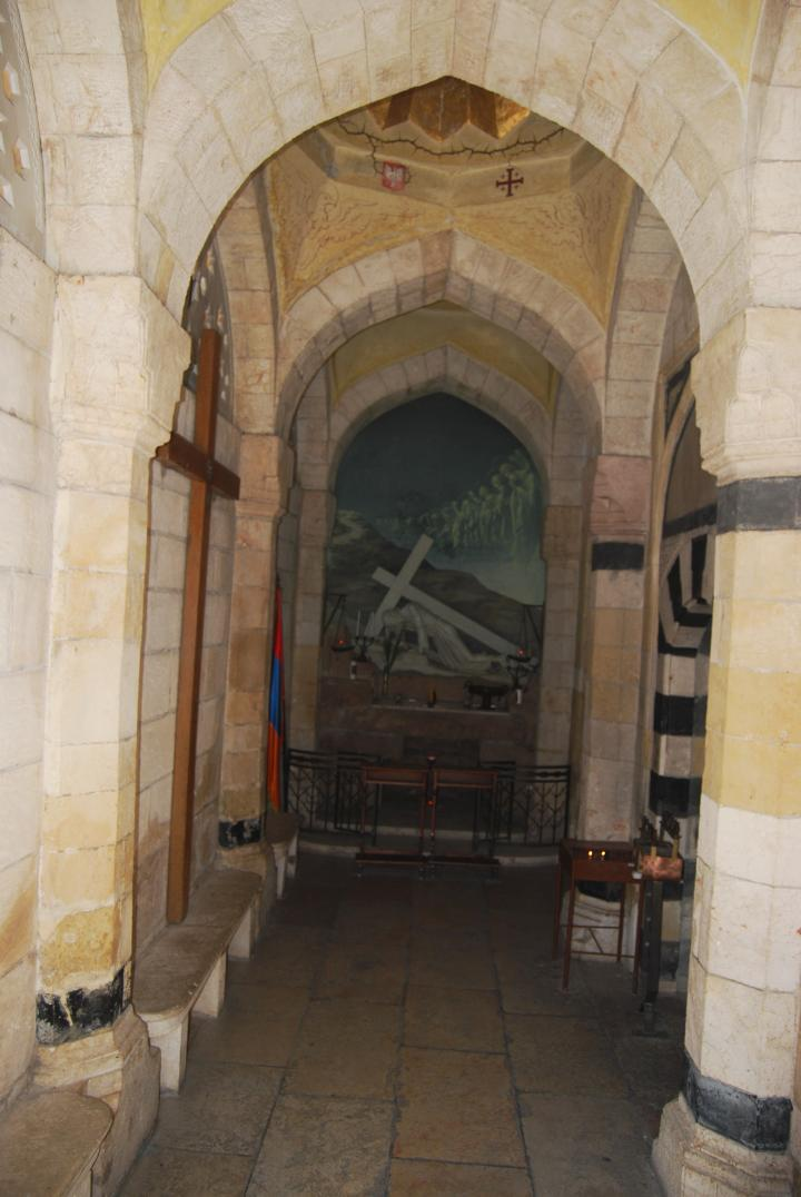 Entrance hall in the 3rd station
