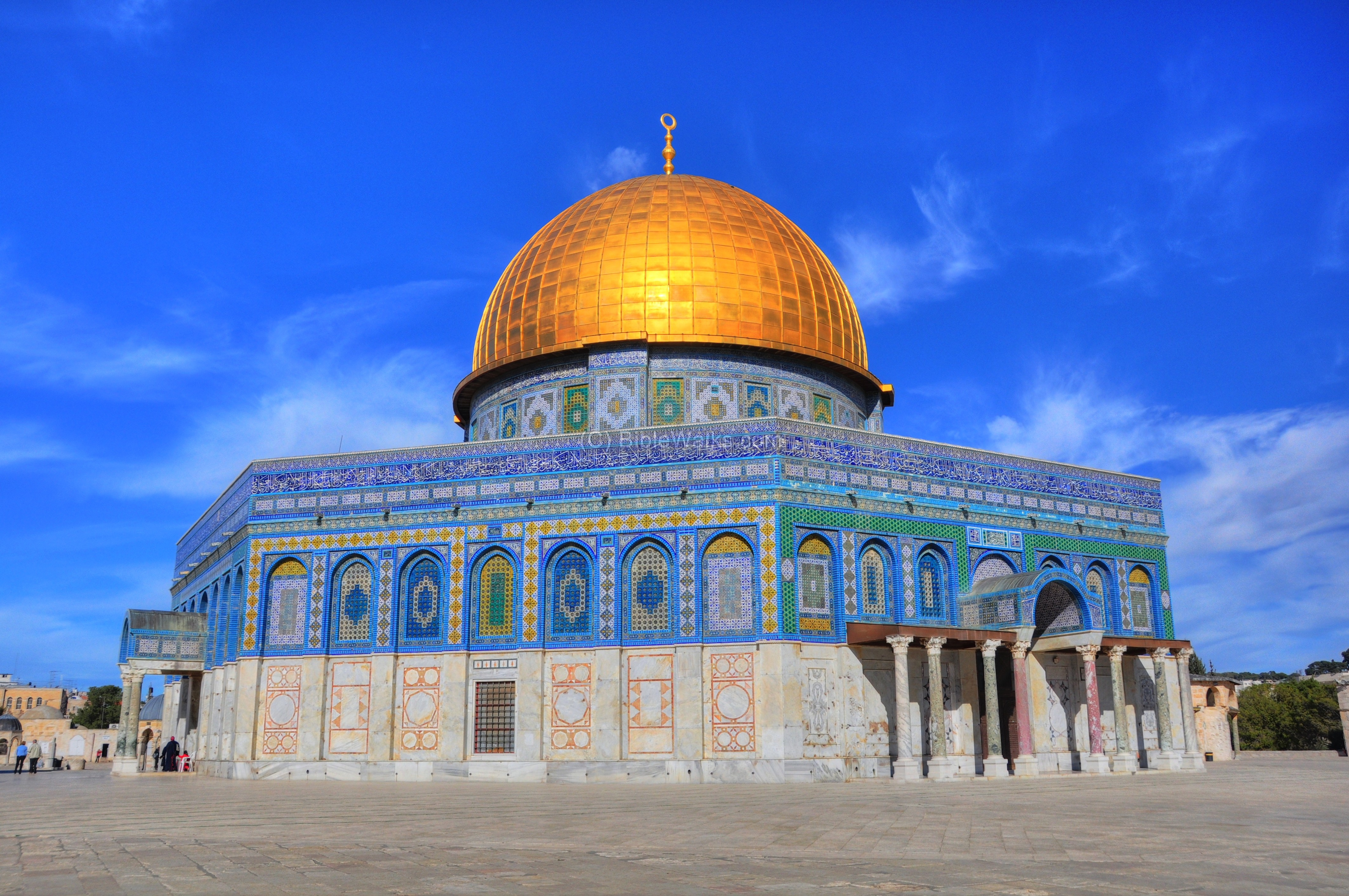 islamic view on israel An organisation of islamic co-operation communique declares us  the status  of jerusalem goes to the heart of israel's conflict with the palestinians  the  view from one street where countries stand on jerusalem move.
