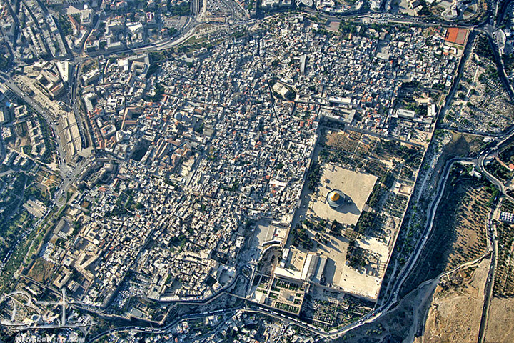 Image result for overview old city jerusalem